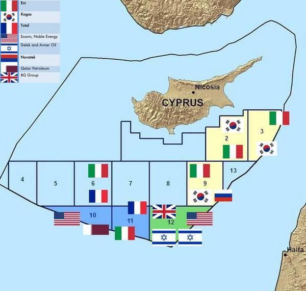 Gas Aus Zypern Segen Oder Fluch Daten Nachrichten