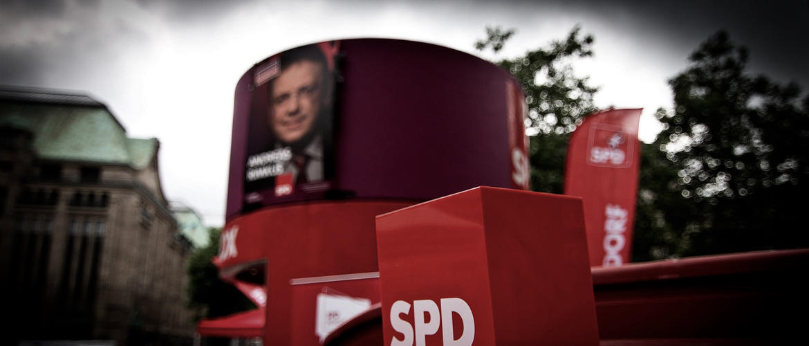 Social democrats are having a hard time