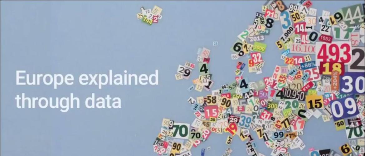The European Data Journalism Network – Europe explained through data